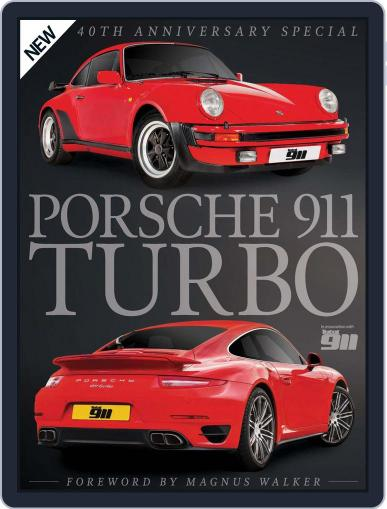 Porsche 911 Turbo 40th Anniversary Special Volume 1 October 9th, 2014 Digital Back Issue Cover