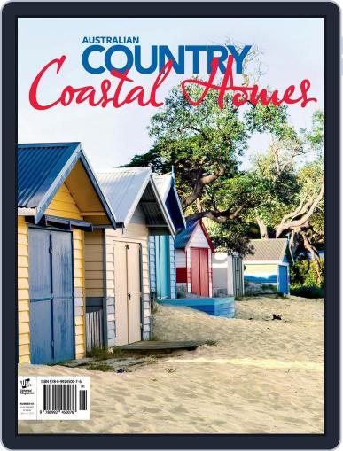 Australian Country Coastal Homes October 23rd, 2014 Digital Back Issue Cover