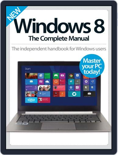 Windows 8 The Complete Manual May 6th, 2015 Digital Back Issue Cover