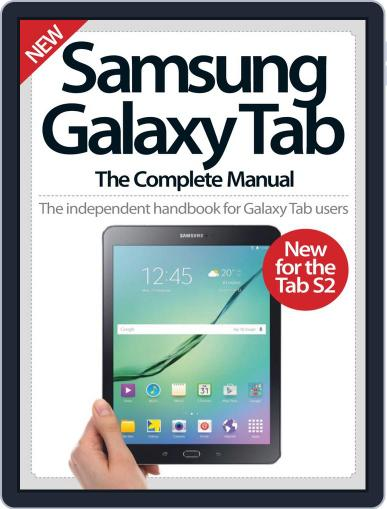 Samsung Galaxy Tab The Complete Manual December 9th, 2015 Digital Back Issue Cover