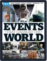 All About History Events That Changed The World Magazine (Digital) Subscription February 1st, 2016 Issue