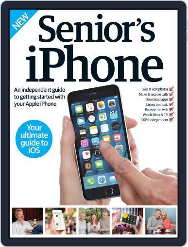 Senior's Edition: iPhone September 1st, 2016 Digital Back Issue Cover