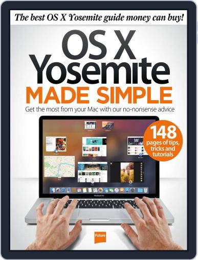 Yosemite Made Simple September 7th, 2015 Digital Back Issue Cover