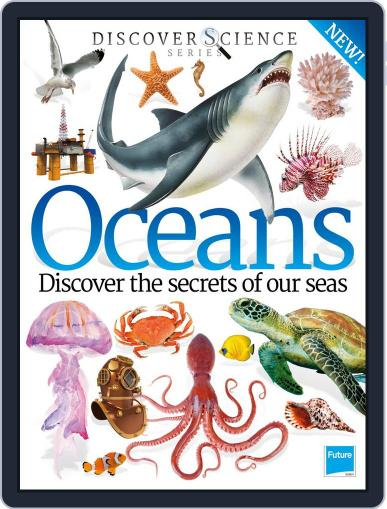 Discover Science: Discover Oceans Digital Back Issue Cover