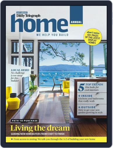 Home Magazine Build Annual November 16th, 2015 Digital Back Issue Cover
