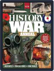 History Of War Annual Magazine (Digital) Subscription October 31st, 2016 Issue