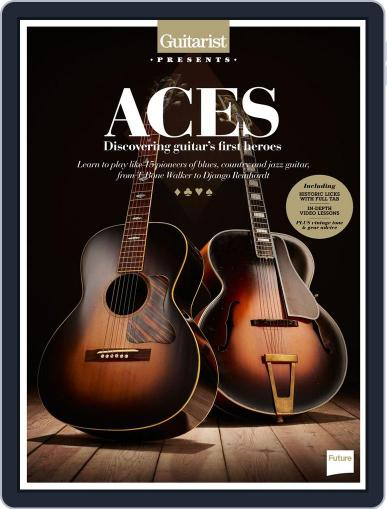 Aces: Discovering Guitar's First Heroes January 1st, 2016 Digital Back Issue Cover