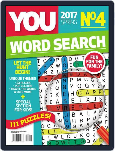 YOU Word Search August 22nd, 2017 Digital Back Issue Cover