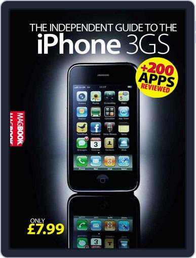The Independent Guide to the iPhone 3GS December 1st, 2009 Digital Back Issue Cover