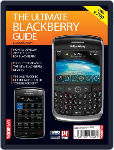 The Ultimate Blackberry Guide February 1st, 2010 Digital Back Issue Cover