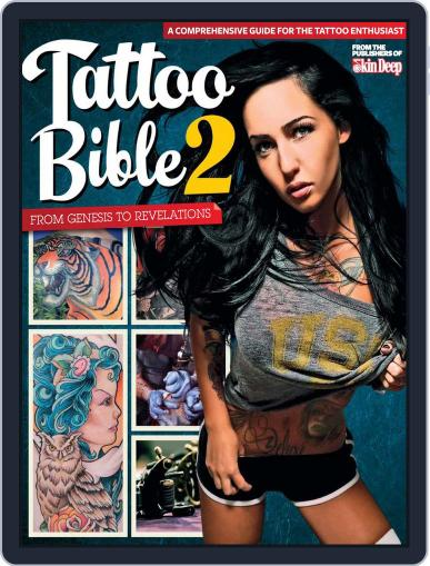 The Tattoo Bible August 17th, 2011 Digital Back Issue Cover