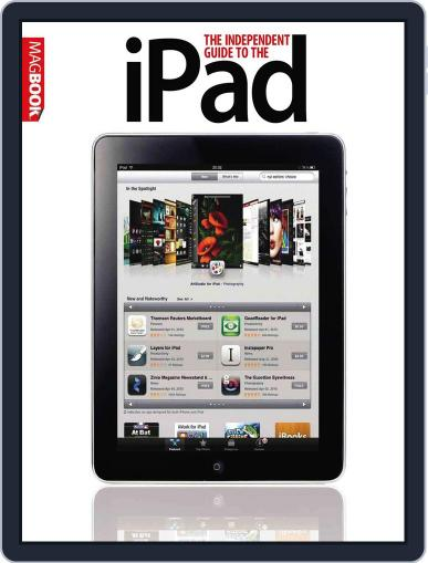 Independent Guide to the iPad July 15th, 2010 Digital Back Issue Cover