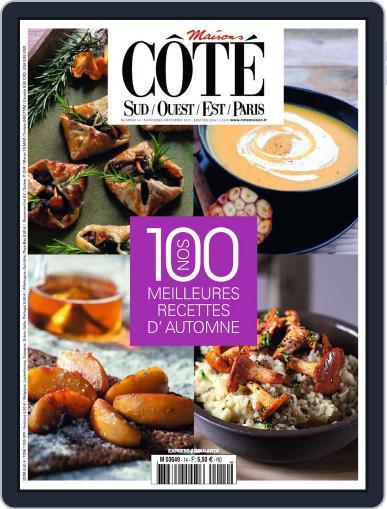 Côté Sud / Est / Ouest / Paris October 30th, 2013 Digital Back Issue Cover