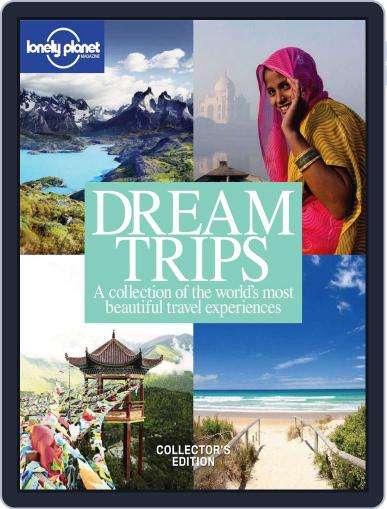 Lonely Planet Magazine: Dream Trips September 23rd, 2010 Digital Back Issue Cover