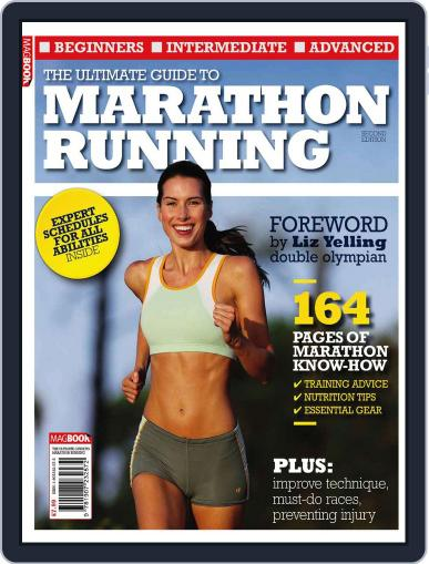 The Ultimate Guide to Marathon Running 2nd edition November 9th, 2010 Digital Back Issue Cover