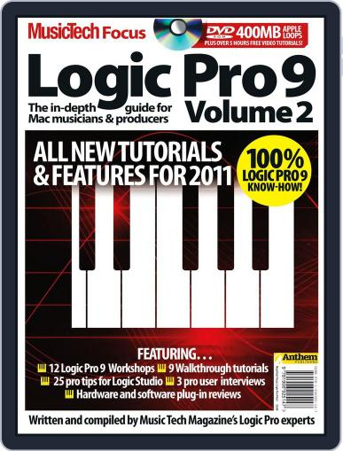 Music Tech Focus: Logic Pro 9 February 7th, 2011 Digital Back Issue Cover