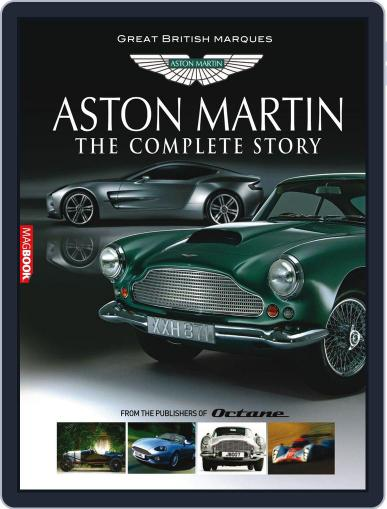 Aston Martin: The Complete Story February 22nd, 2011 Digital Back Issue Cover