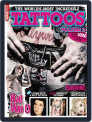 The World's Most Incredible Tattoos 2nd edition Magazine (Digital) Subscription April 13th, 2011 Issue