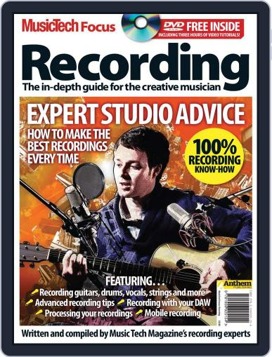 Music Tech Focus: Reason 5 and record April 11th, 2011 Digital Back Issue Cover