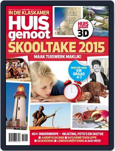 Huisgenoot Skooltake January 1st, 2015 Digital Back Issue Cover
