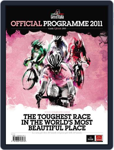 Giro d'Italia Official 2011 Guide May 23rd, 2011 Digital Back Issue Cover