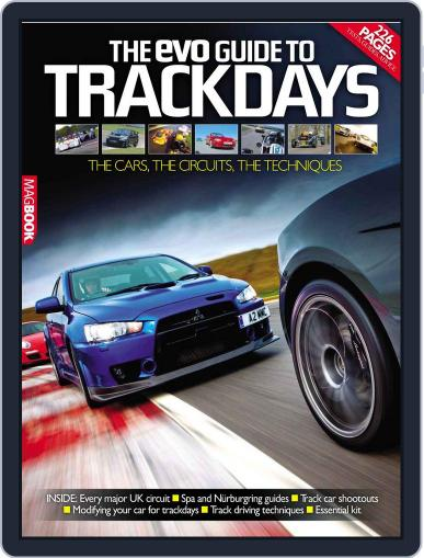 The evo Guide to Track Days June 8th, 2011 Digital Back Issue Cover