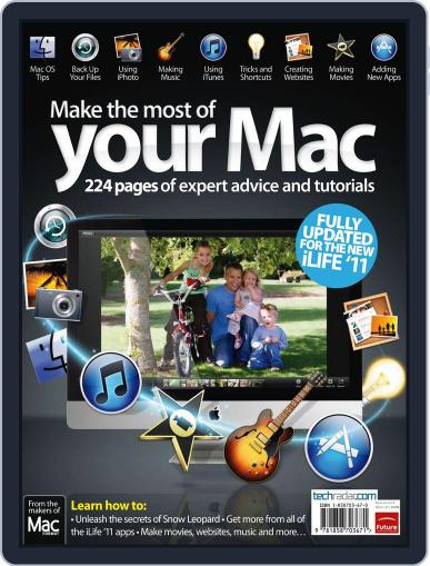 Make the Most of Your Mac 2011 July 5th, 2011 Digital Back Issue Cover
