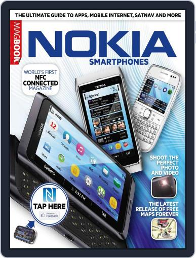 Nokia Smartphones August 1st, 2011 Digital Back Issue Cover