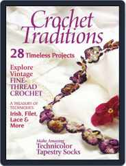 Crochet Traditions Magazine (Digital) Subscription August 1st, 2012 Issue