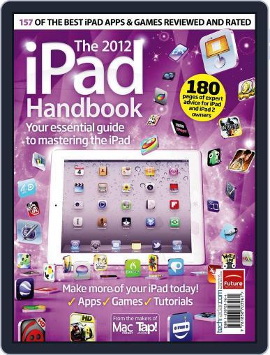 The 2012 iPad Handbook September 11th, 2011 Digital Back Issue Cover