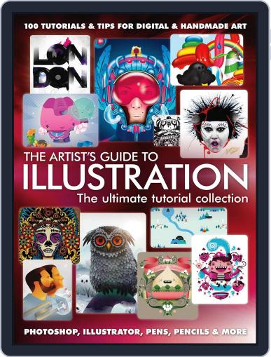 The Artist's Guide to Illustration September 12th, 2016 Digital Back Issue Cover