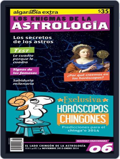 Algarabía Extra November 11th, 2013 Digital Back Issue Cover