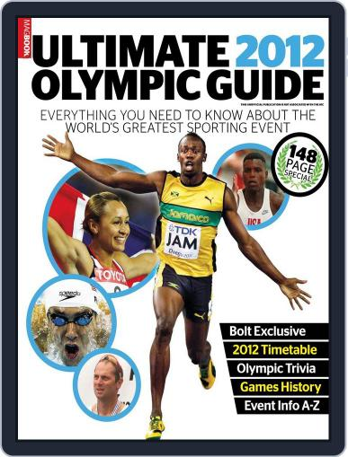 Ultimate 2012 Olympic Guide February 14th, 2012 Digital Back Issue Cover