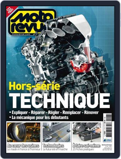 Moto Revue HS September 1st, 2016 Digital Back Issue Cover