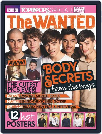 Top Of The Pops Special - The Wanted March 1st, 2012 Digital Back Issue Cover