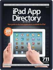iPad App Directory Vol. 3 Magazine (Digital) Subscription April 1st, 2012 Issue