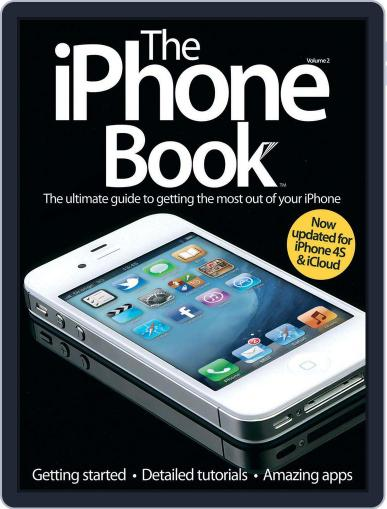 The iPhone Book Vol 2 Revised Edition May 30th, 2012 Digital Back Issue Cover