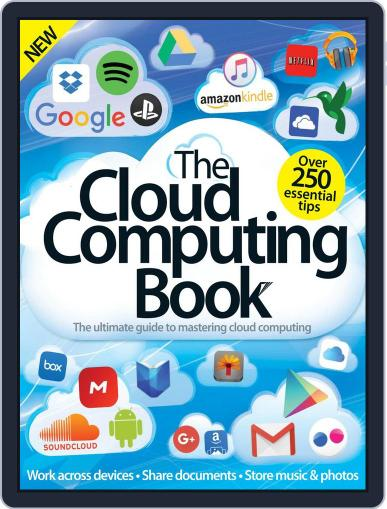 The Cloud Computing Book October 1st, 2016 Digital Back Issue Cover