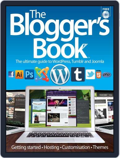 The Blogger's Book May 30th, 2012 Digital Back Issue Cover
