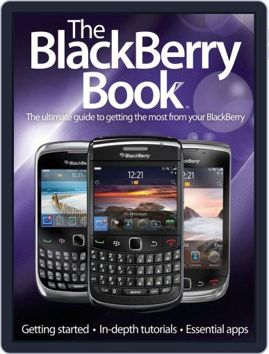 The Blackberry Book Vol 1 July 1st, 2012 Digital Back Issue Cover