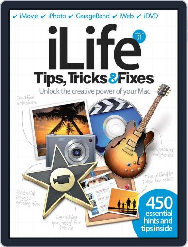 iLife Tips, Tricks & Fixes Vol 1 July 11th, 2012 Digital Back Issue Cover