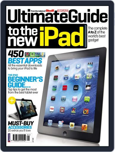 Ultimate Guide October 3rd, 2012 Digital Back Issue Cover