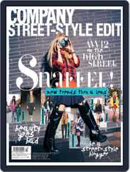 Company Street Style Edit Magazine (Digital) Subscription August 30th, 2012 Issue