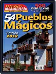 Guía Pueblos Mágicos Magazine (Digital) Subscription September 13th, 2012 Issue