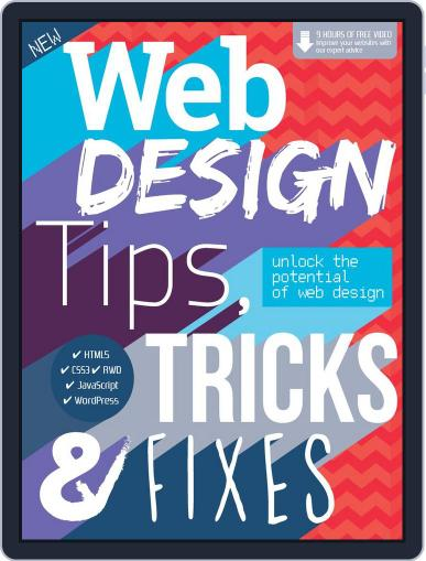 Web Design Tips, Tricks & Fixes January 9th, 2015 Digital Back Issue Cover