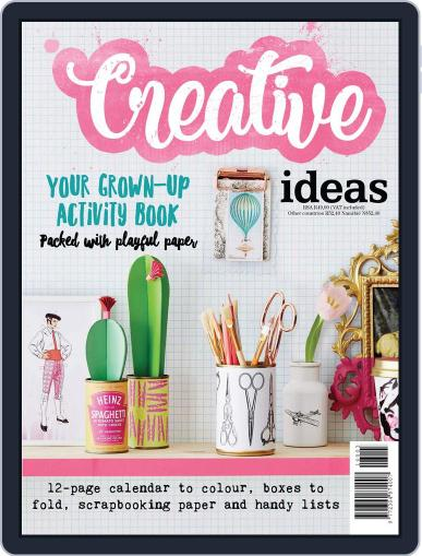 Creative Ideas November 1st, 2016 Digital Back Issue Cover