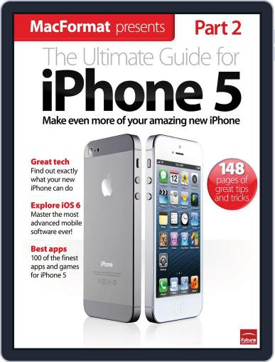The Ultimate Guide to iPhone 5 January 1st, 2013 Digital Back Issue Cover