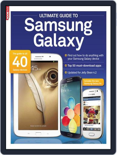 Ultimate Guide to Samsung Galaxy May 16th, 2013 Digital Back Issue Cover