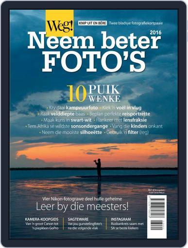 Weg! Photography January 1st, 2016 Digital Back Issue Cover