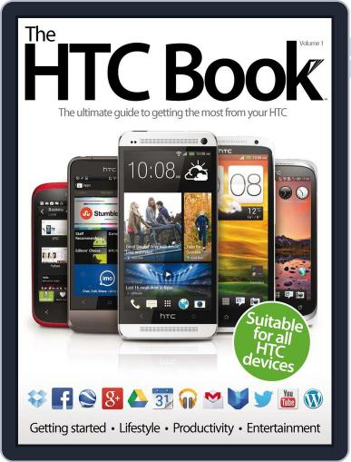 The HTC Book March 28th, 2013 Digital Back Issue Cover